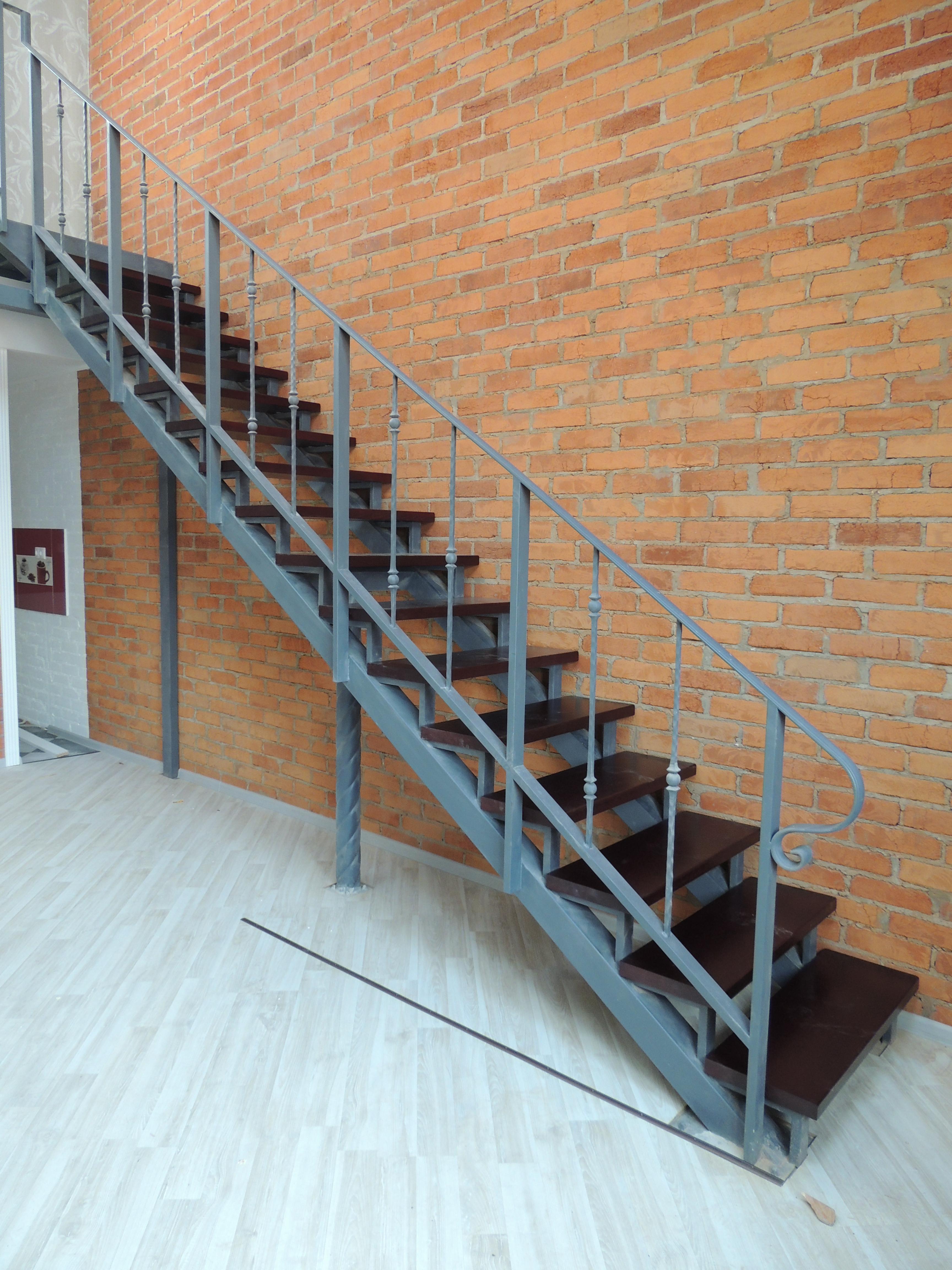 Как сделать лестницу-Делай сам 18